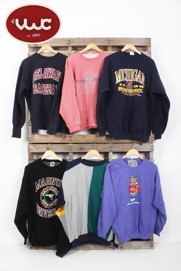 vintage kilogram clothing, vintage branded clothing, vintage clothing warehouse uk