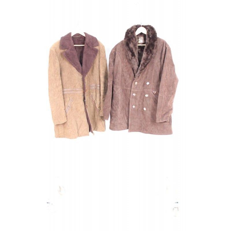 Vintage Sheep Skin Coats and Jackets