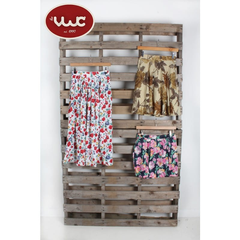 Vintage Japanese Summer Skirts