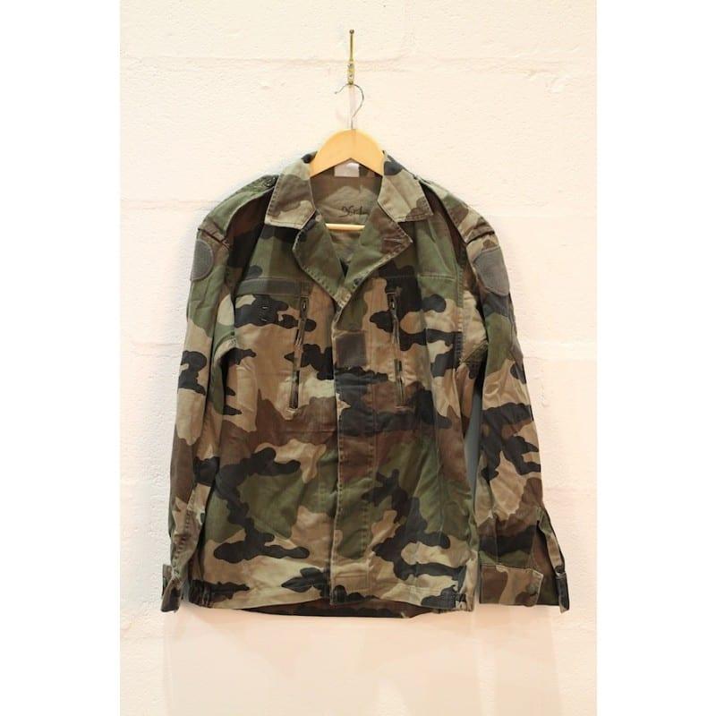 Vintage Camouflage Shirts