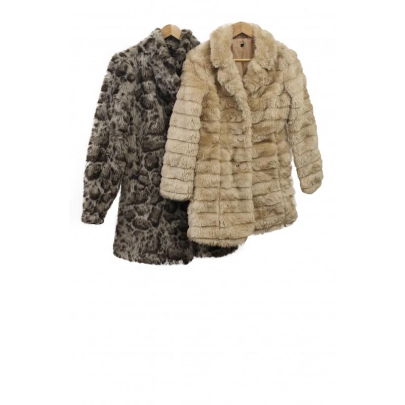 Vintage Faux Fur Jackets