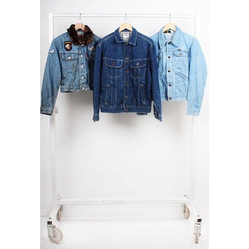 Vintage Branded Denim Jackets