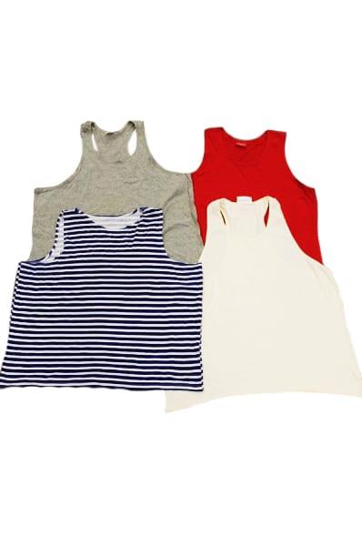 100 x Vintage Summer Vests